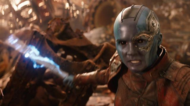 Avengers: Endgame Follower Sees Heartbreaking Detail concerning Nebula and Iron Man