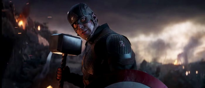 Avengers Endgame May Answer Whether Thanos Can Lift Thor's Hammer