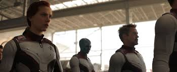 Avengers: Endgame - The heroes' suits were CG!