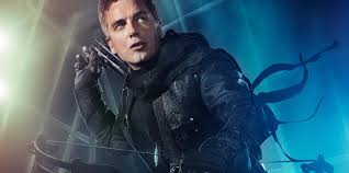 Barrowman Returns as Arrow's Merlyn, The Dark Archer