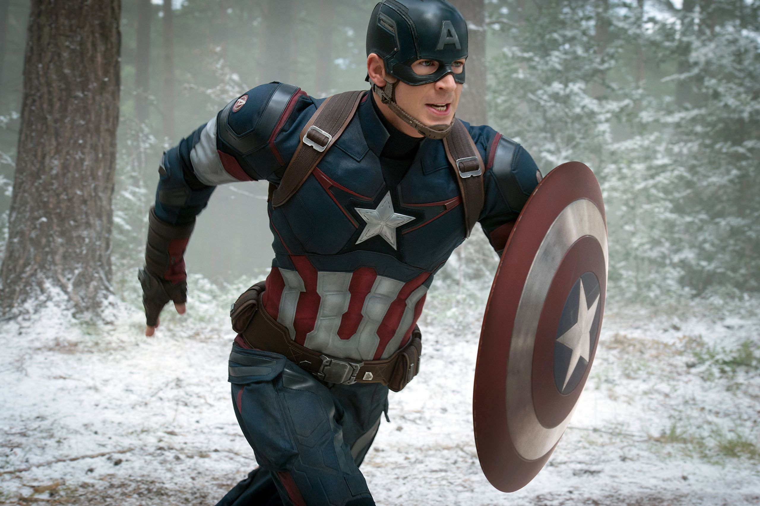 Chris Evans on becoming Captain America- 'Was terrified, Went to therapy'