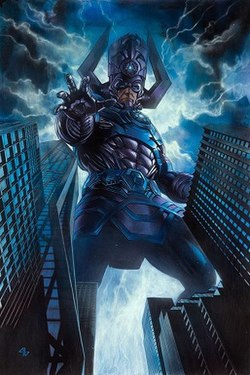 Doctor Strange 2 Is the Perfect Film to Introduce Galactus