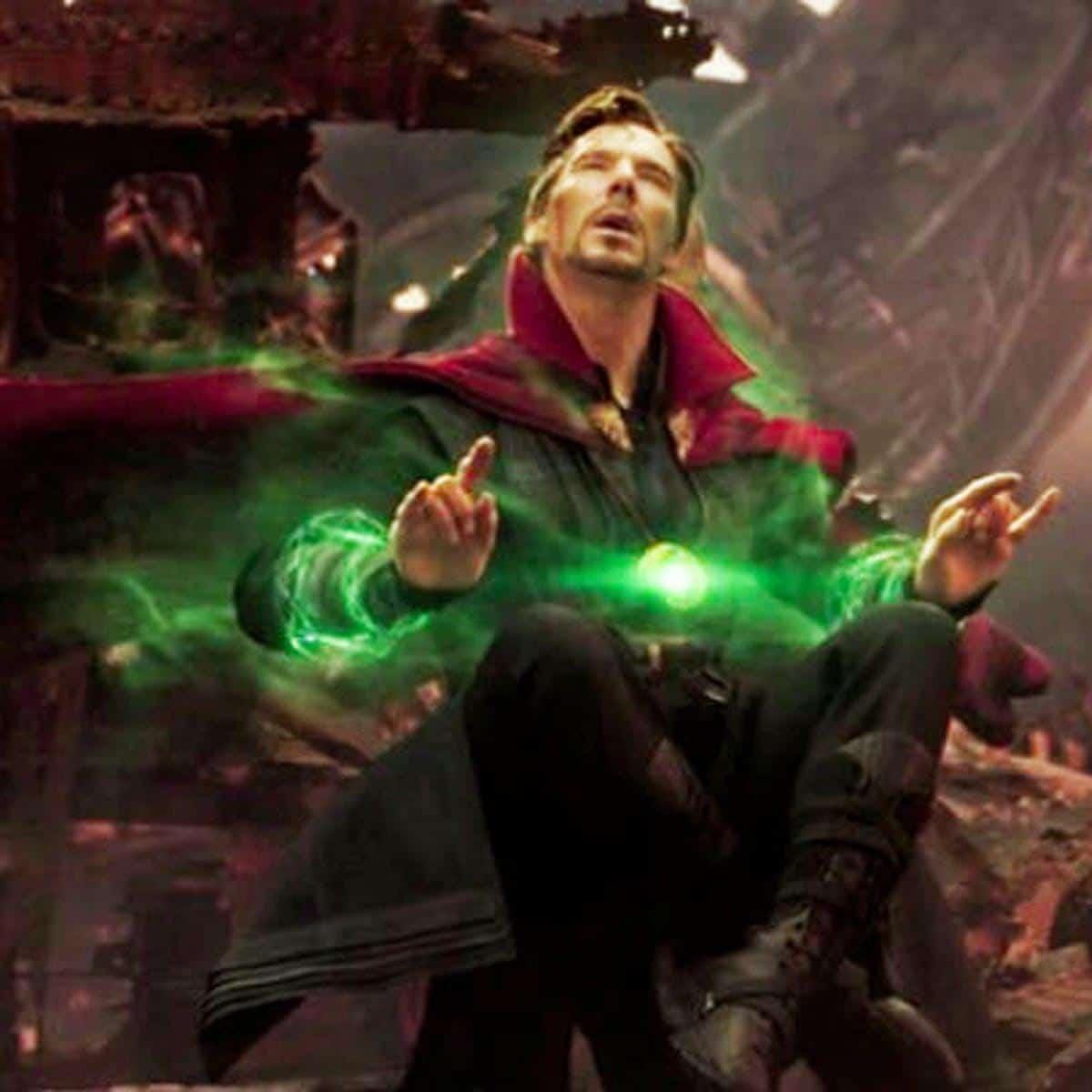 Doctor Strange Breaks continuity in the Avengers: EndGame