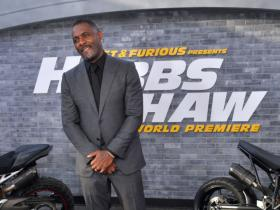 Idris Elba thinks Heimdall is still ALIVE!!