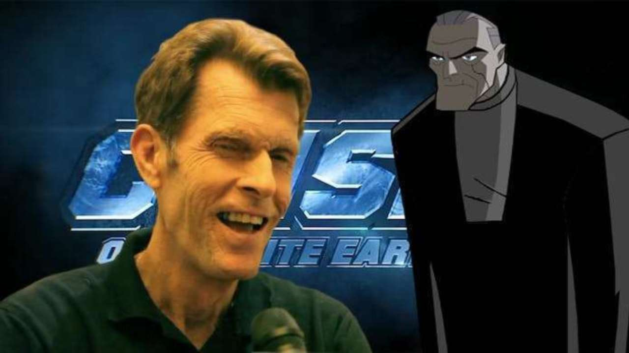 Kevin Conroy as the REAL Batman?