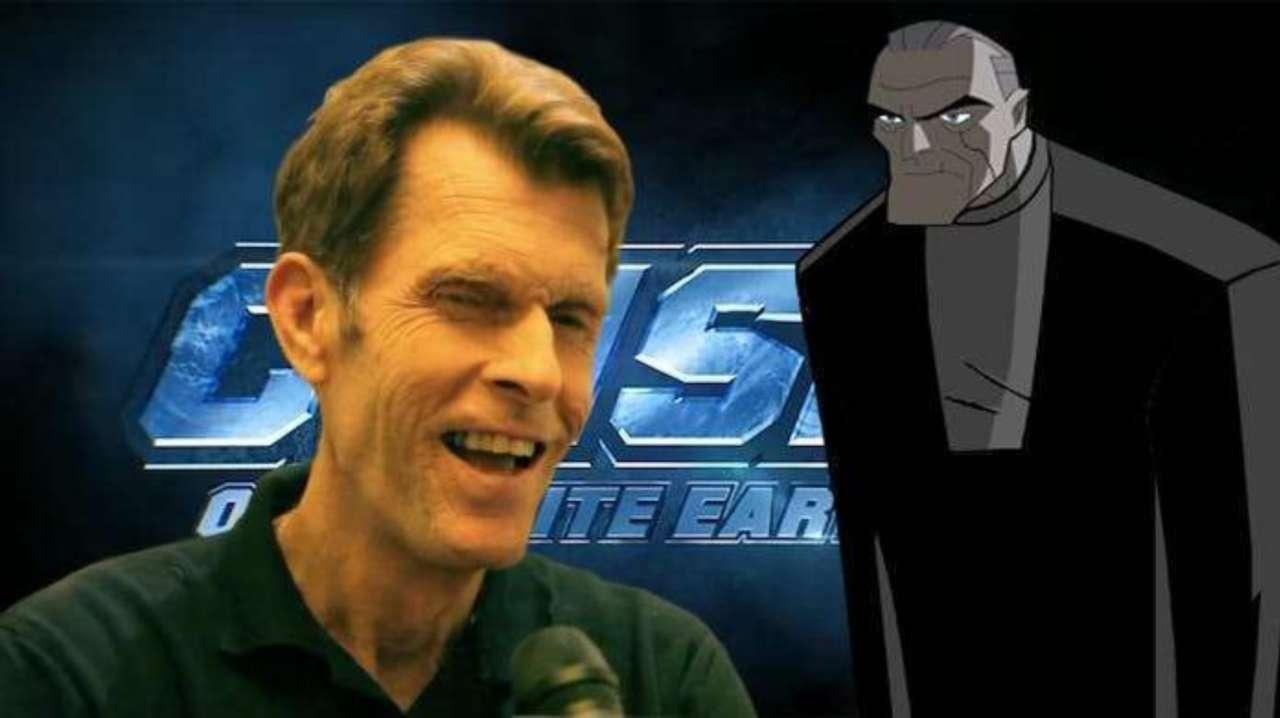 Kevin Conroy as the REAL Batman?