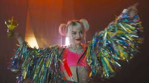 Margot Robbie's COOL stunts in Birds of Prey