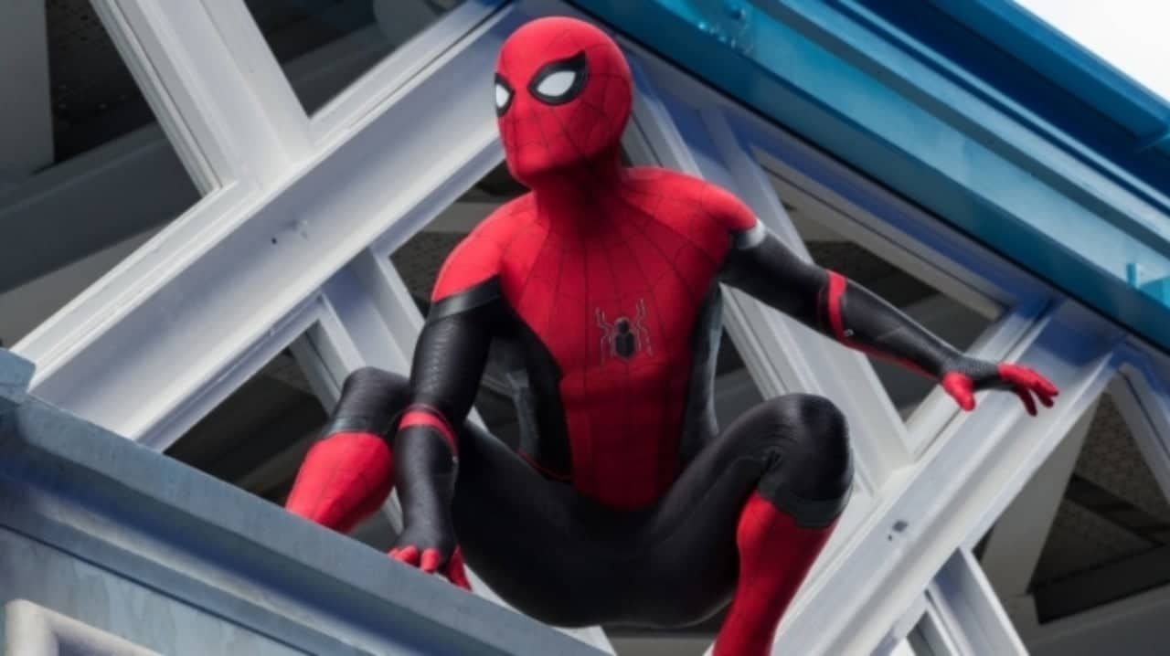 4 minutes of brand-new Extended Cut added to the new Spider-Man: Far from Home