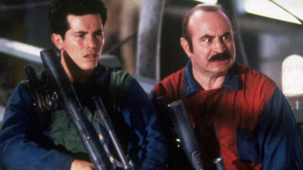Revealed Super Mario Bros Movie Deleted Scene Animated Times