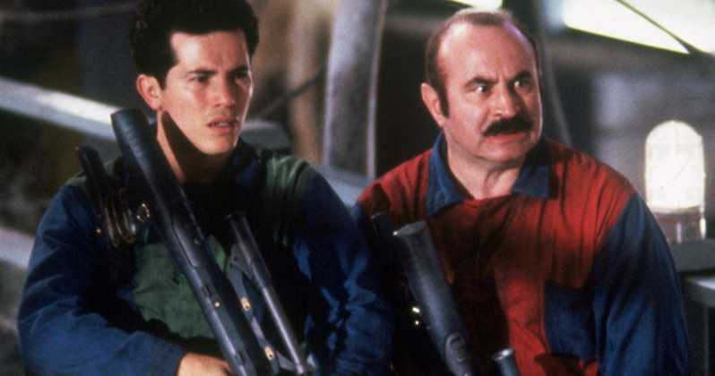 REVEALED: Super Mario Bros Movie DELETED Scene