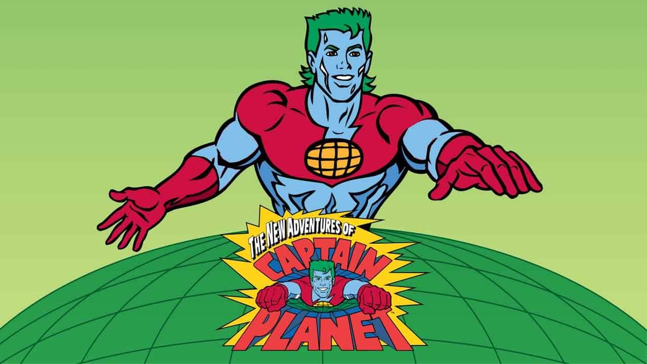 What would Captain Planet look like?