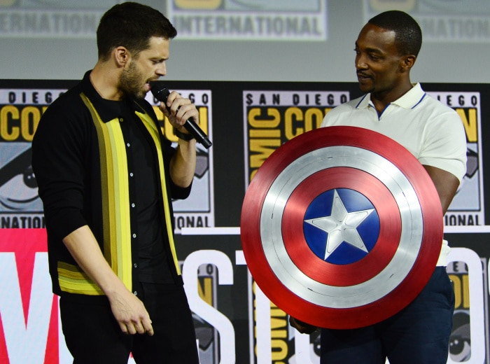 Who will be the next Captain America? Answers in the The Falcon and The Winter Soilder