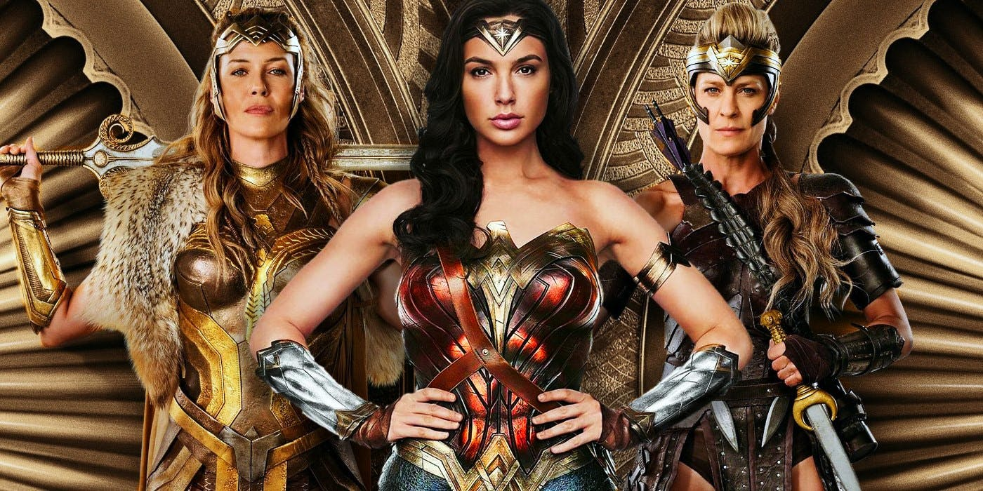 Wonder Woman Adjustments Everything We Know Concerning the Amazon Military
