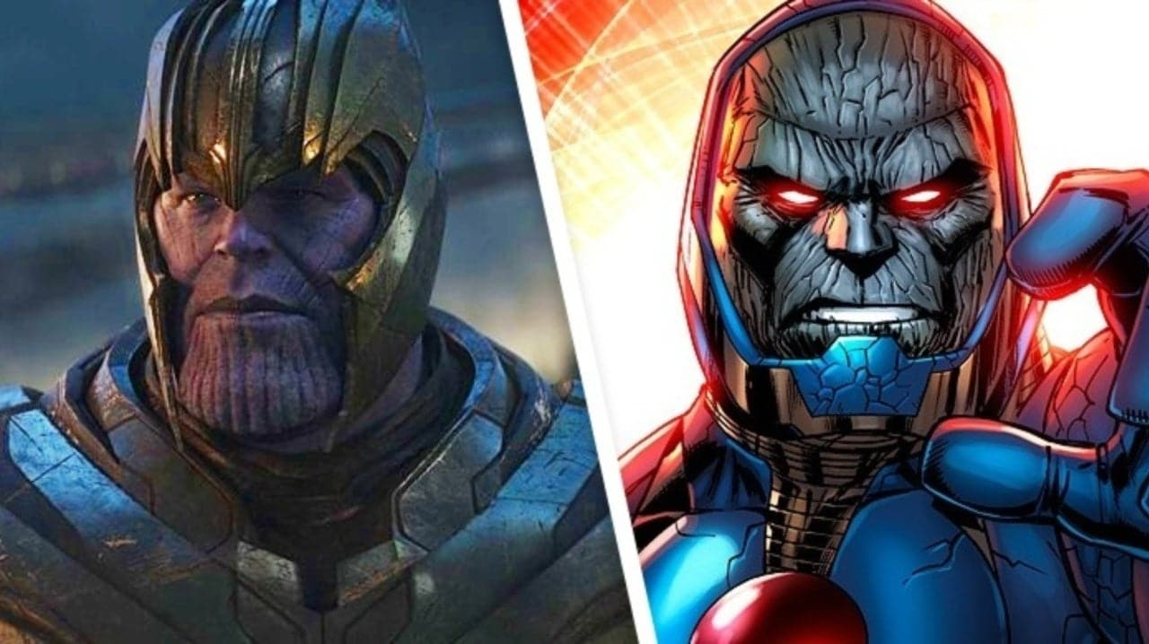 Thanos vs Darkseid in a Fight: Twitter DEBATES