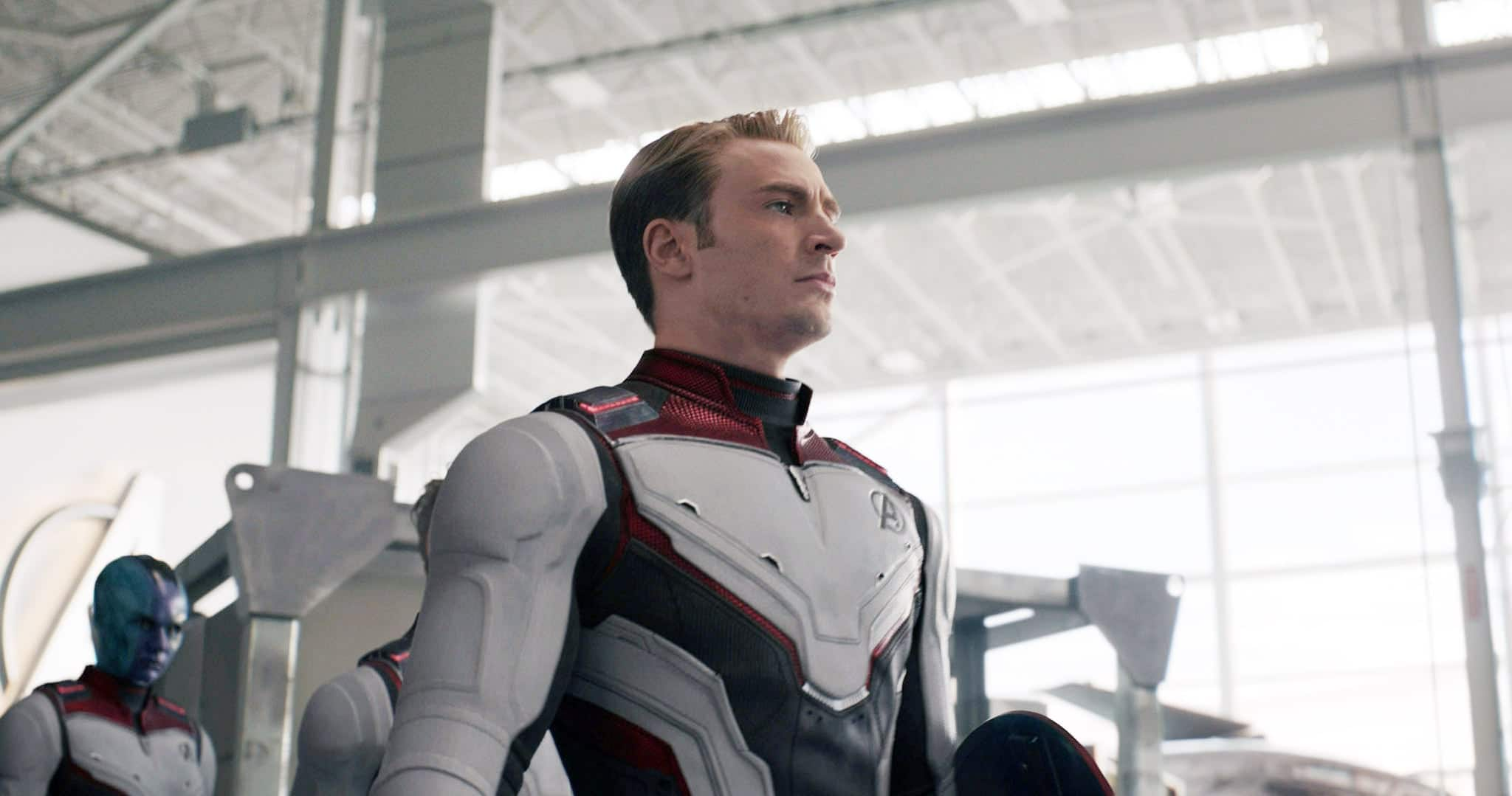 Endgame writers and directors have differing views on Captain America's time travel. Pic courtesy: Popsugar.com