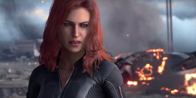 Best Look Yet - Black Widow, Marvel REVEALS