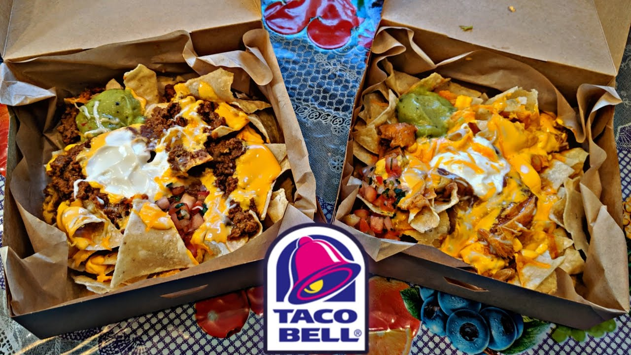 Big box of Taco Bell's Nachos is Beta Testing1
