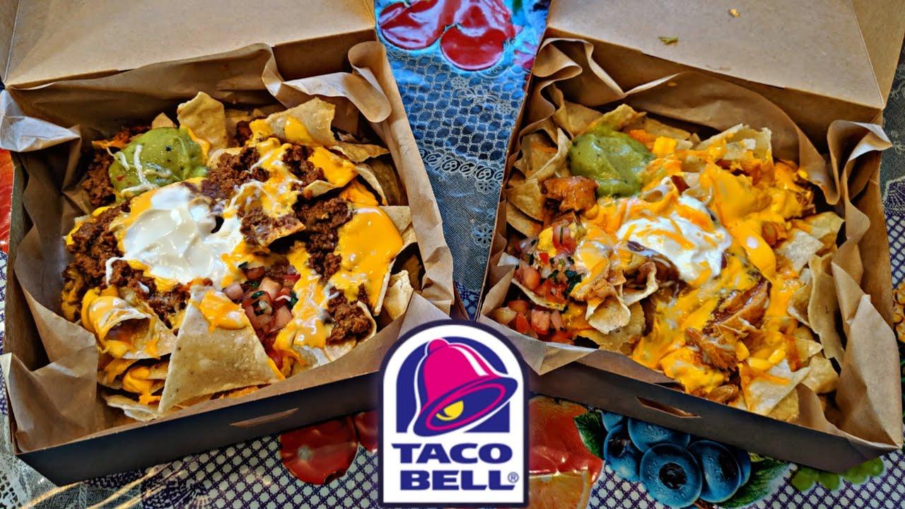 Big box of Taco Bell's Nachos is Beta Testing1