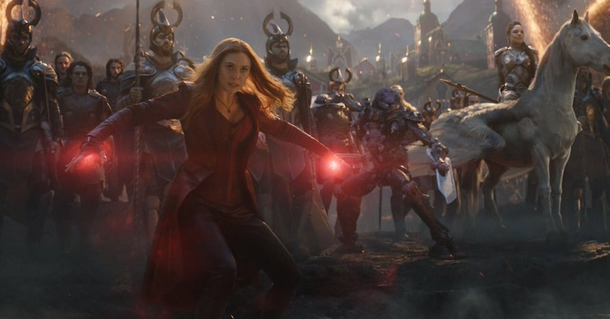 Fan Theory of Doctor Strange Suggests Scarlet Witch Might Be Next Villain in MCU