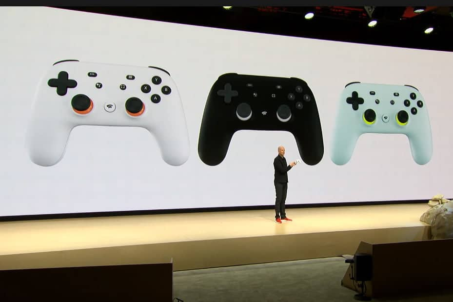 Google Stadia releasing soon