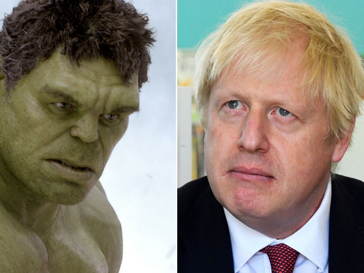 Mark Ruffalo fires back a reply to UK Prime Minister's comparison as the Hulk1