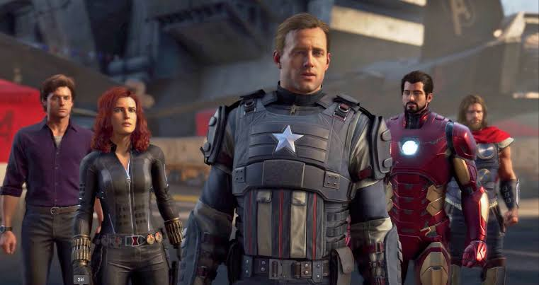 Marvel's Avengers Video Game Teases Future Iron Man Suits
