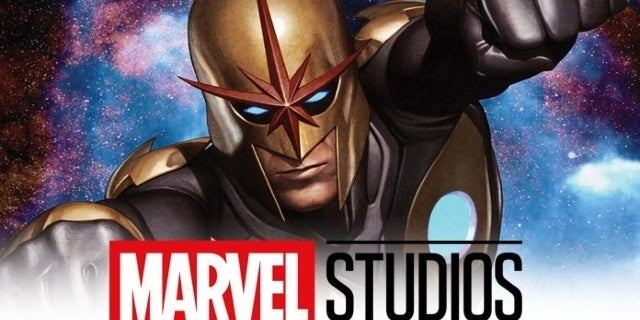 NOVA Fanmade logo is perfect for Marvel Universe