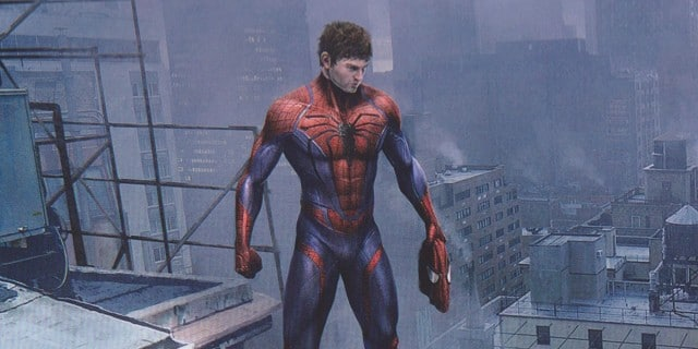 Newest Spiderman art for PS4 REVEALED!