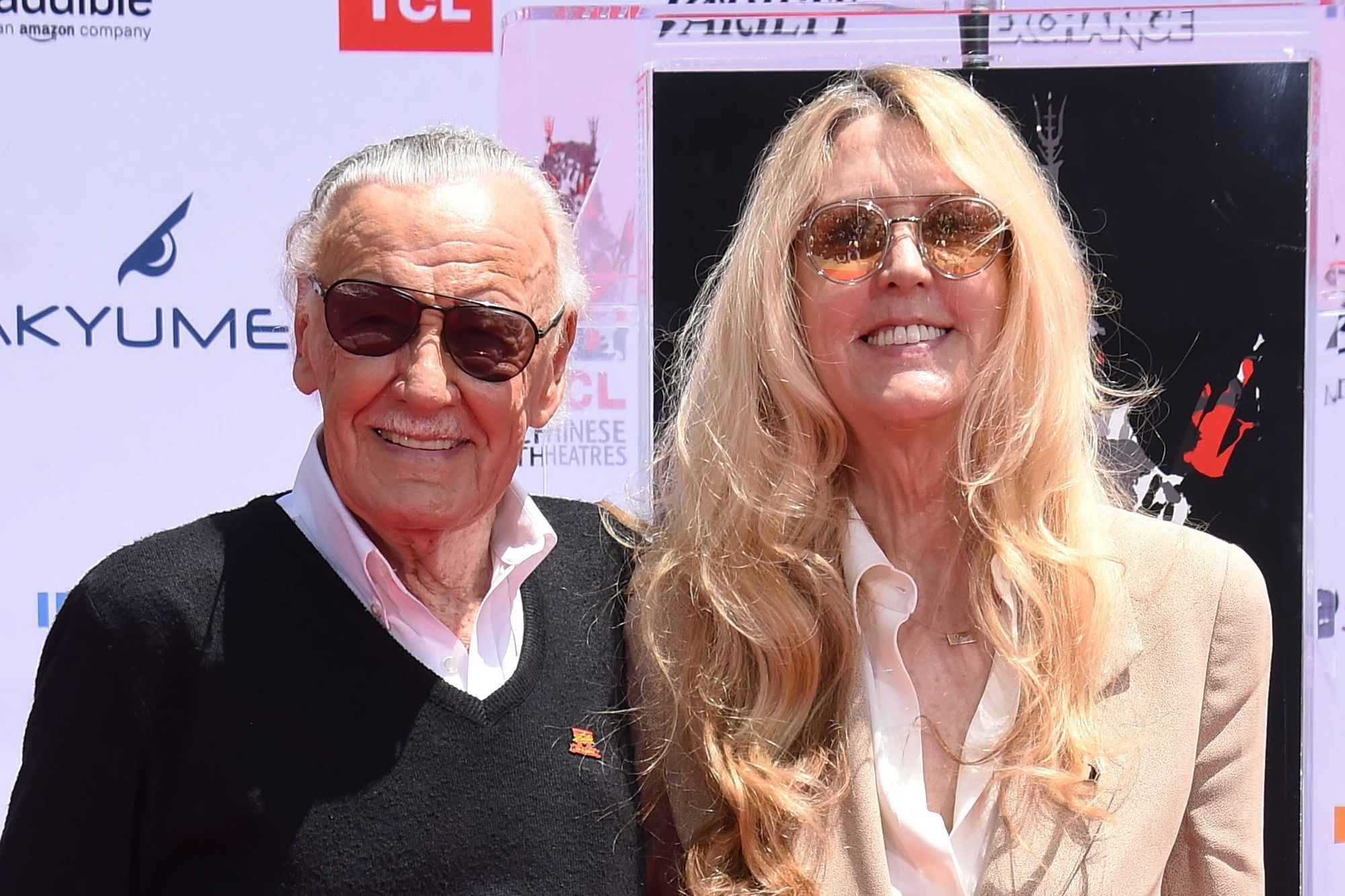 Stan Lee's Daughter sues the company for her father's intellectual property