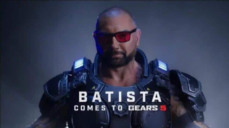 Steps to Unlock Dave Bautista- Gears 51