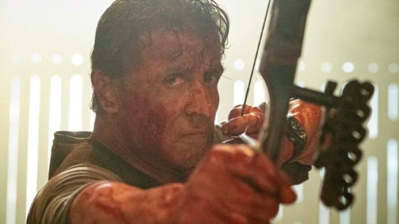 Sylvester Stallone Talks Against Rambo Last Blood HATERS