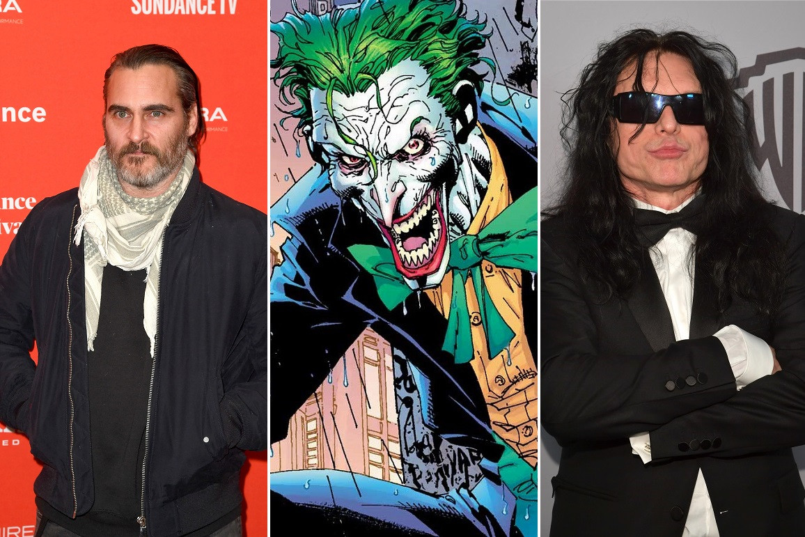 Tommy Wiseau adds himself to the cast of The Suicide Squad