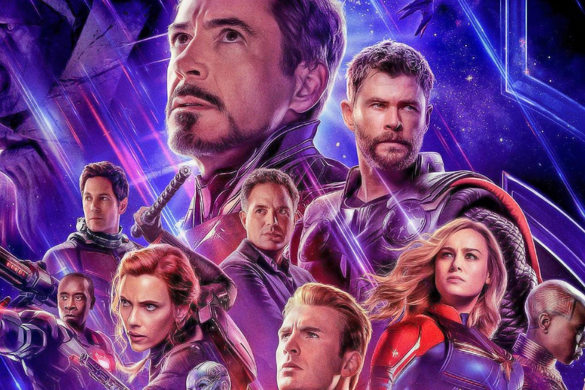 Avengers: Endgame BTS Photo REVEALED By Benedict Wong