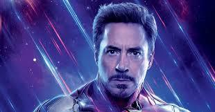 Tony Stark MCU announcement