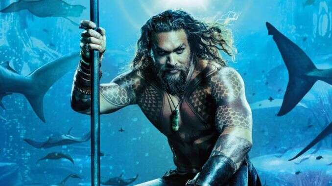 Release Date for Aquaman 2