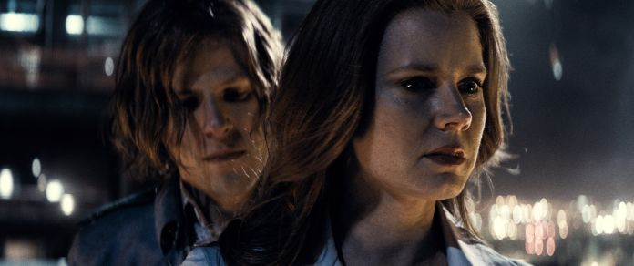 Jesse Eisenberg is Oblivious to the Concept of Snyder Cut