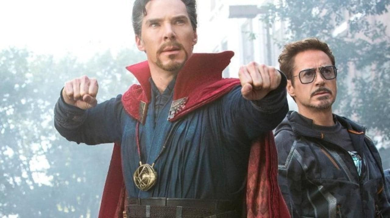 Benedict Cumberbatch's Opinion on Marvel Movies Co-Star Robert Downey Jr.