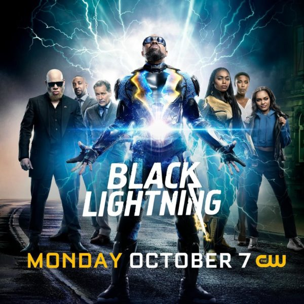 Jefferson Pierce gets a Power Upgrade in Black Lightning Season 3 Premier