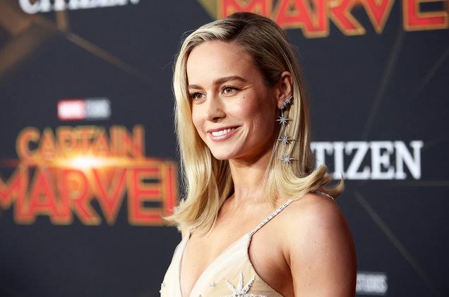 Brie Larson plays Captain Marvel in the MCU