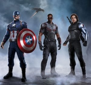 Falcon and The Winter Soldier is off to a shaky start but Captain America could help build up its hype. Pic courtesy: insidepulse.com