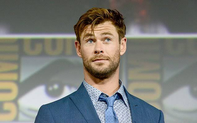 Chris Hemsworth plays Thor Odinson in the MCU