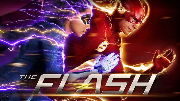 Flash episode poster