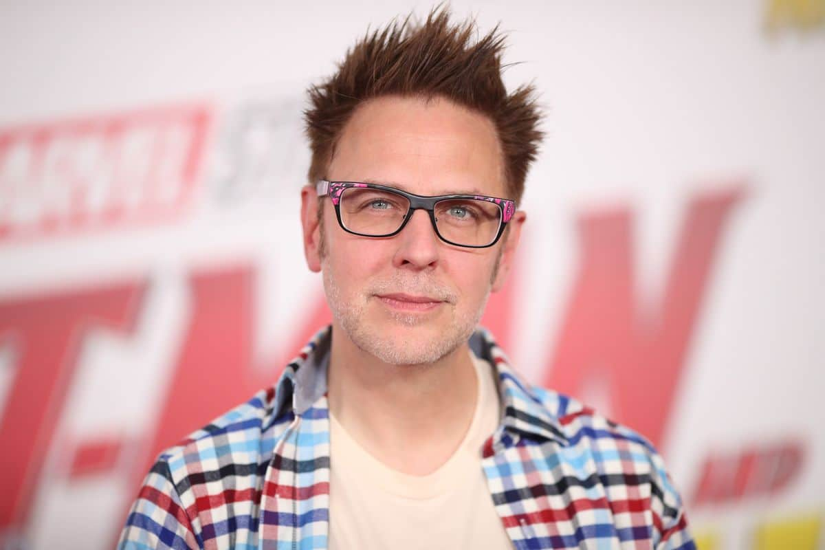 James Gunn calls for unity between Marvel and DC fans