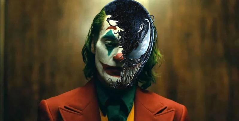 Joker Morphed Image