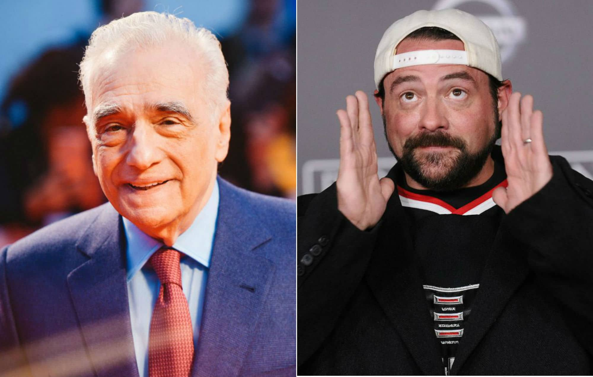 Kevin Smith Responds to Scorsese