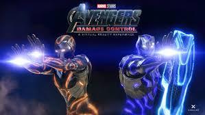 Newly revealed Avengers Damage Control
