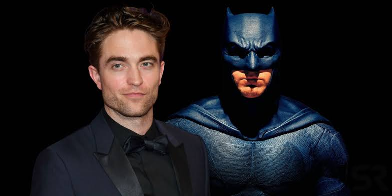 Robert Pattinson will play Batman in the upcoming DC film The Batman