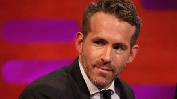 Ryan Reynolds plays Wade Wilson or Deadpool in the films