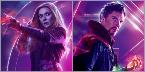 Scarlet Witch to play a significant role in Doctor Strange 2