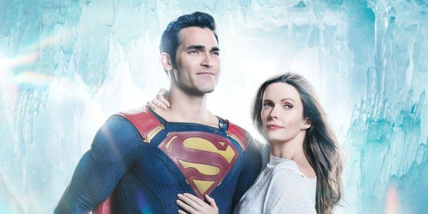 The CW TV series ' Superman & Lois '